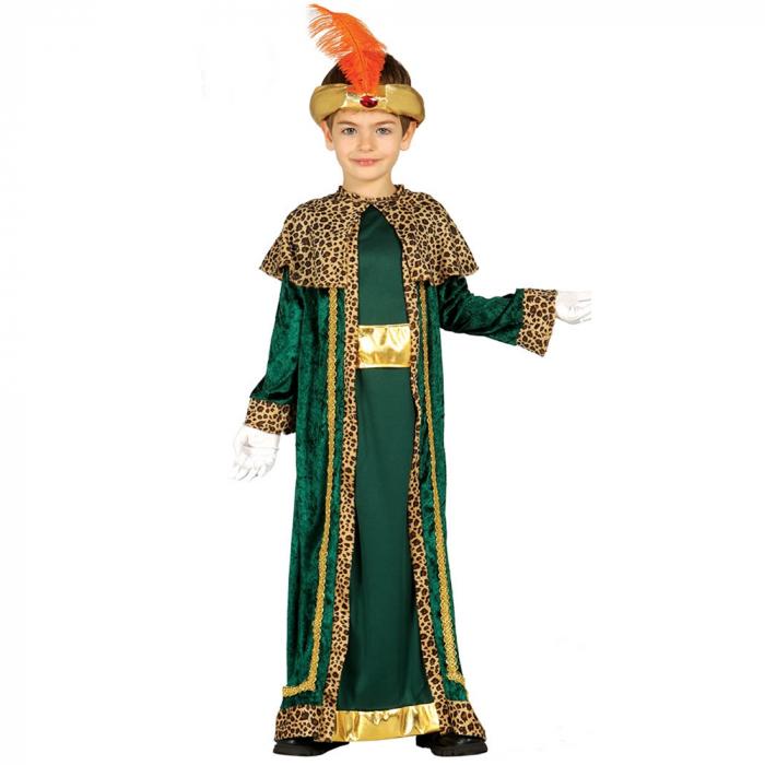 Costum Mag Verde 7 - 9 ani [0]