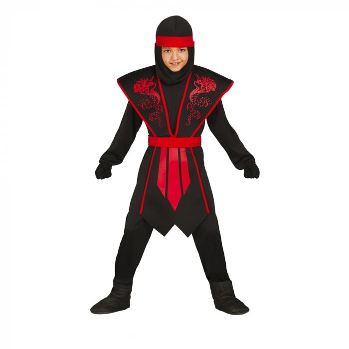 Costum Ninja 7 - 9 ani [0]