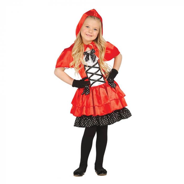 Costum Scufita Rosie 10 - 12 ani 0