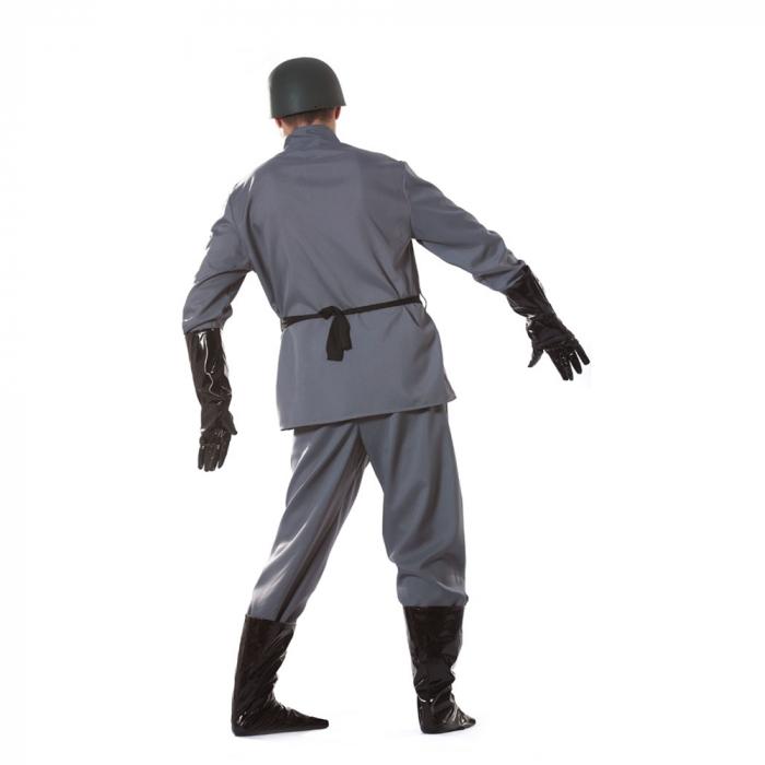 Costum Soldat Zombi - marimea L [1]