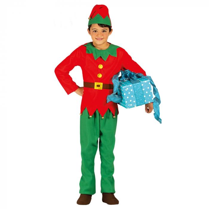 Costum Spiridus, 7-9 ani [0]