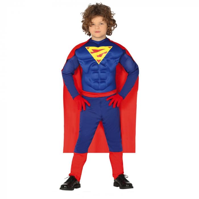 Costum Super Man 5-6 ani [0]