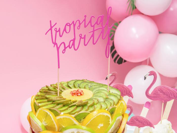 Decoratiune - Tropical Party [2]