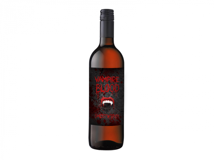 Etichete Sticle Vampire Blood 2