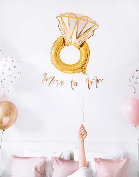 Balon Folie Inel - 53x40 cm [2]