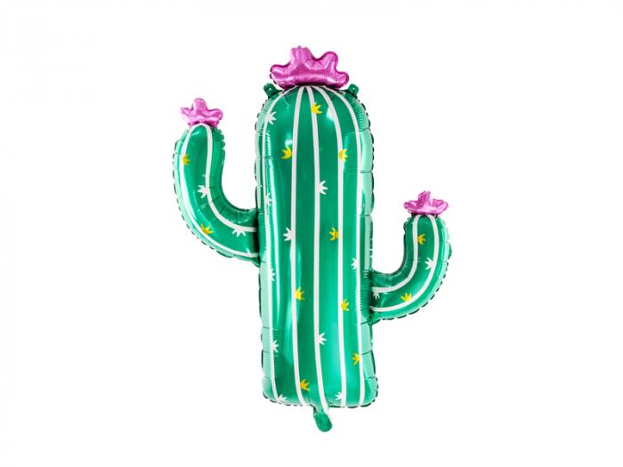Balon Folie Cactus - 60x82 cm 0