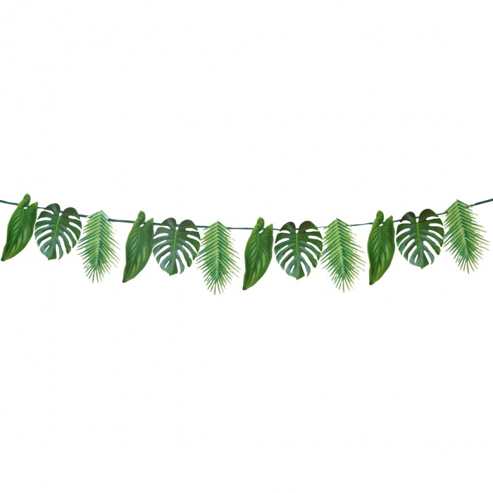 Ghirlanda Frunze Palmier - 150 cm 1