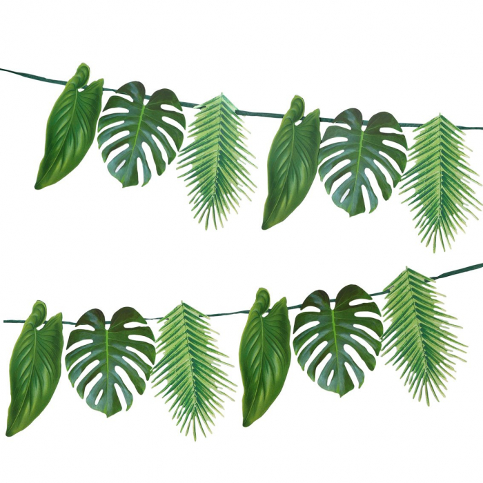 Ghirlanda Frunze Palmier - 150 cm 2