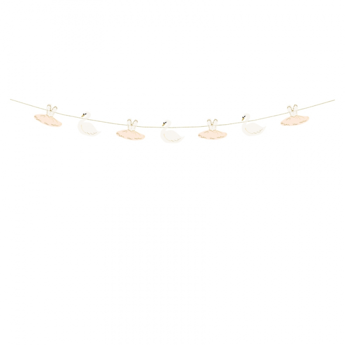 Ghirlanda Balerina Lovely Swan [0]