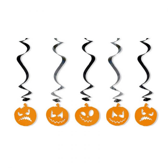 Ghirlande Halloween, dovleci 0