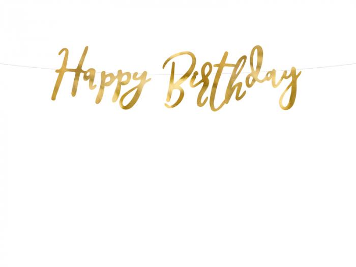 Banner Happy Birthday Auriu [0]