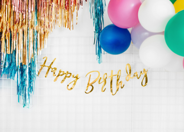 Banner Happy Birthday Auriu [2]