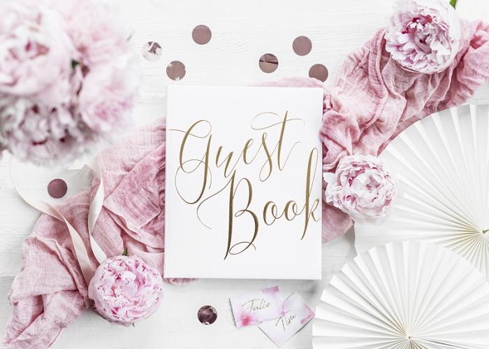 Guest Book Alb 1
