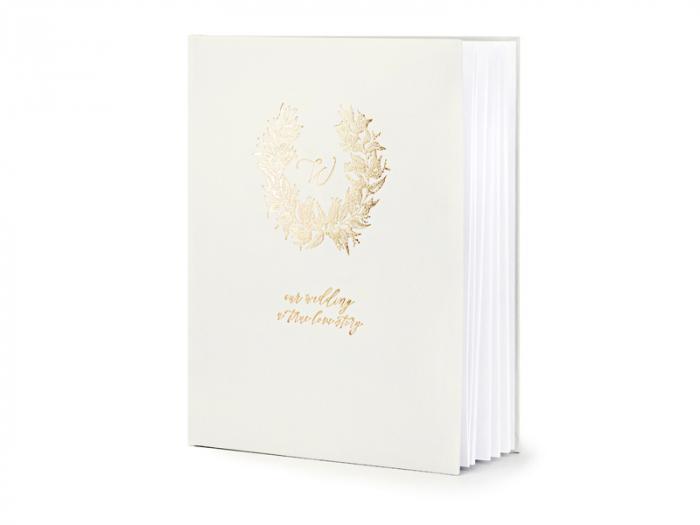 Guest Book Crem - True Love Story [0]