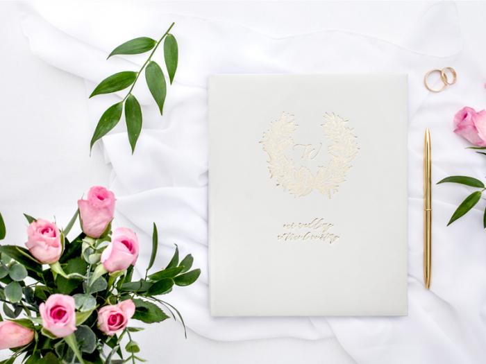 Guest Book Crem - True Love Story [2]