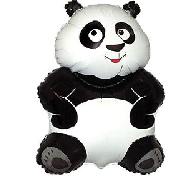 Balon Folie Urs Panda - 46 cm [0]