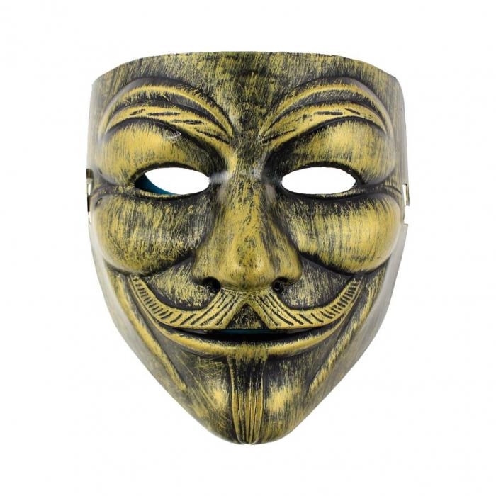 Masca Vendetta, Auriu [0]