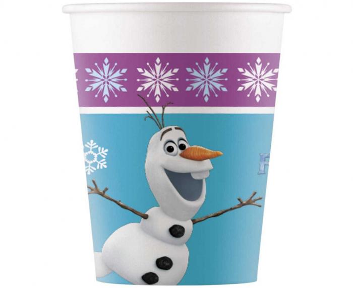 Set 8 Pahare Frozen, 200 ml [0]