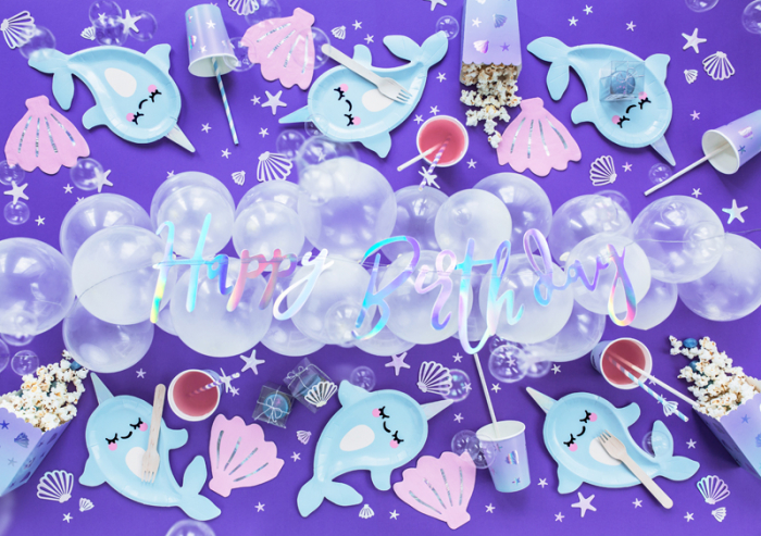 Set 6 Pahare Narwhal, 220 ml [2]