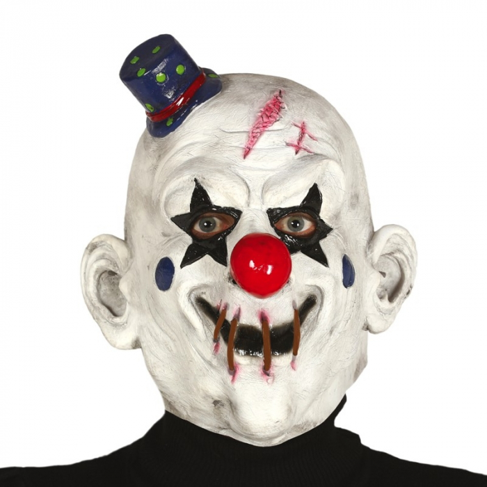 Masca Clown Horror Latex [0]