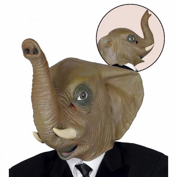 Masca Elefant Latex 0