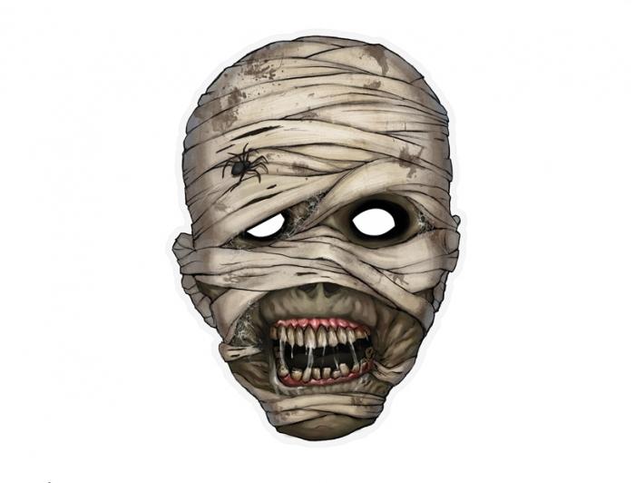 Masca Mumie 0