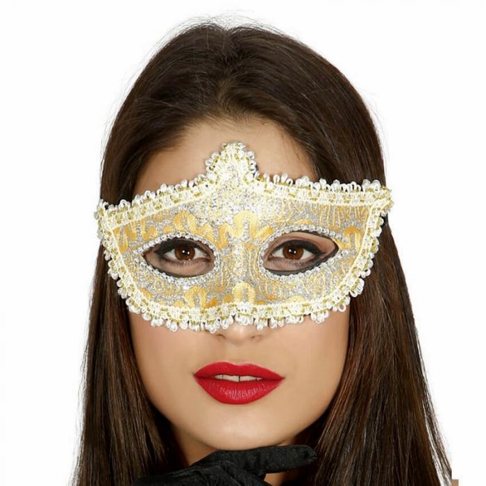 Masca Venetiana Aurie 0