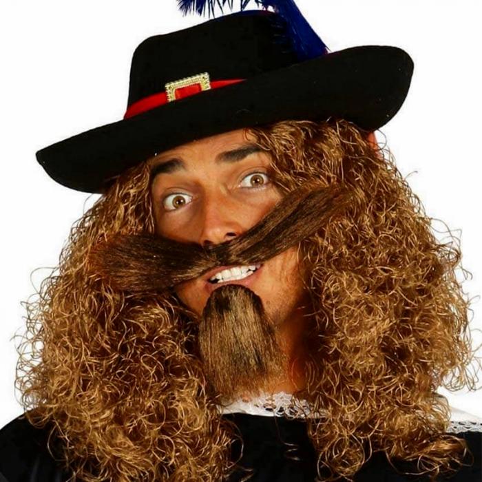 Mustata si Barba Muschetar 0
