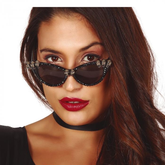 Ochelari cu Cranii Dama 0