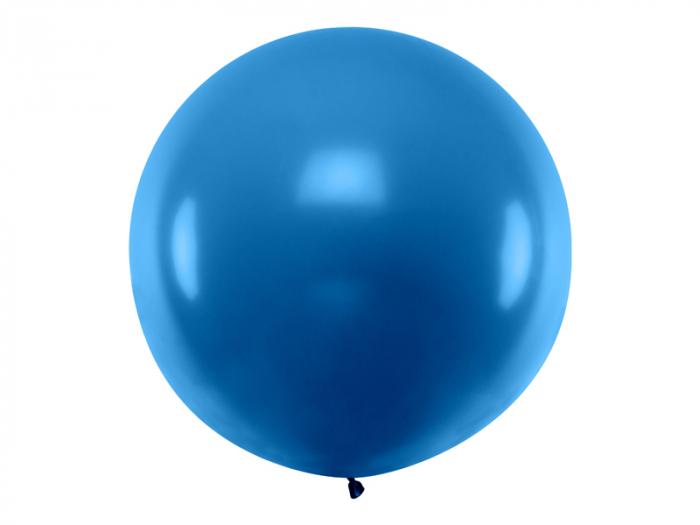 Balon Jumbo Albastru Marin - 100 cm 0