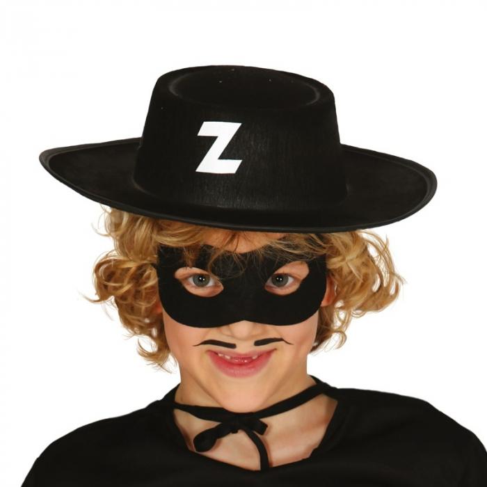 Palarie Zorro Copii 0