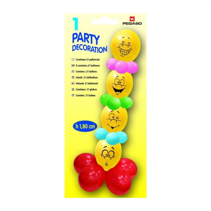Set decoratiune 21 baloane [1]