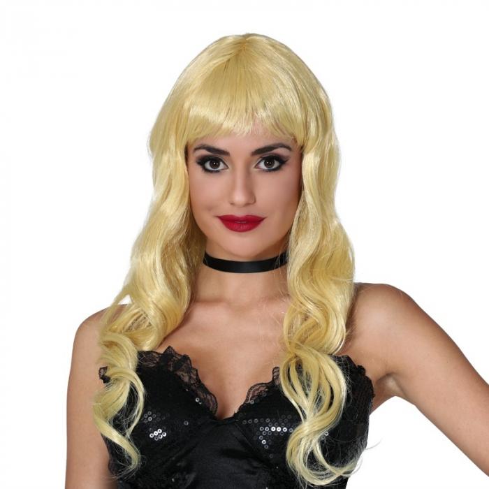 Peruca Blonda Creata 0