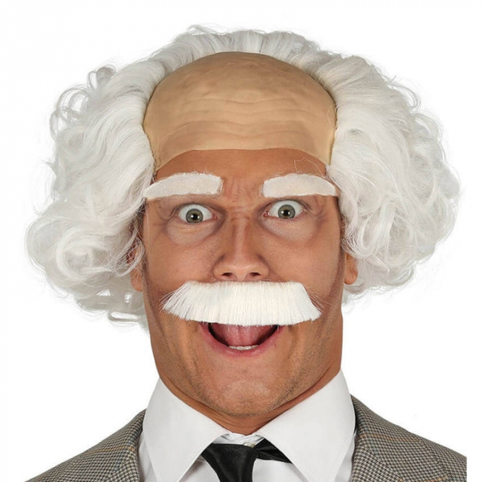 Peruca Einstein [0]