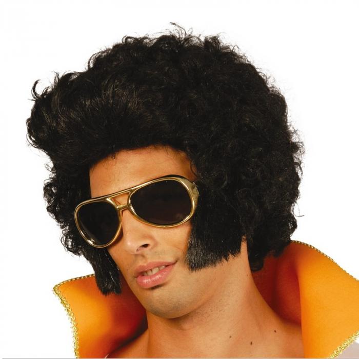 Peruca Elvis 0