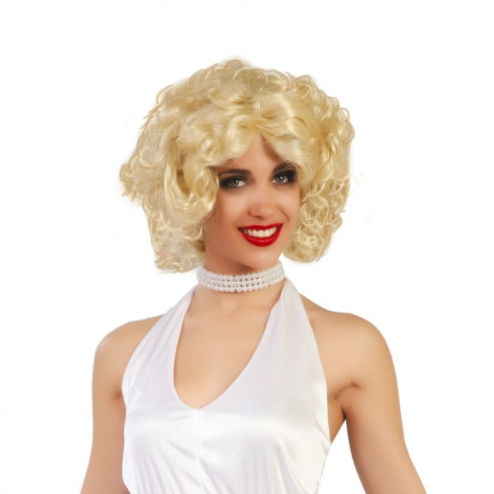 Peruca Marilyn [0]