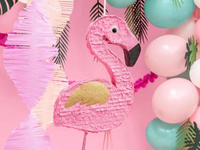 Pinata Flamingo 1