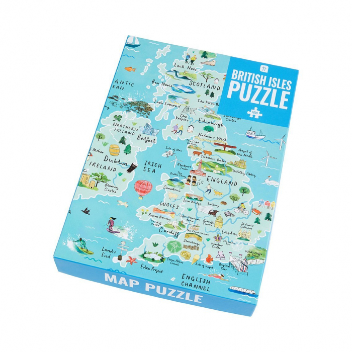 Puzzle UK - 1000 Piese 0