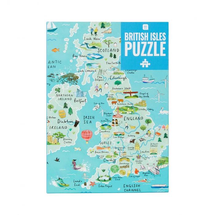 Puzzle UK - 1000 Piese 1