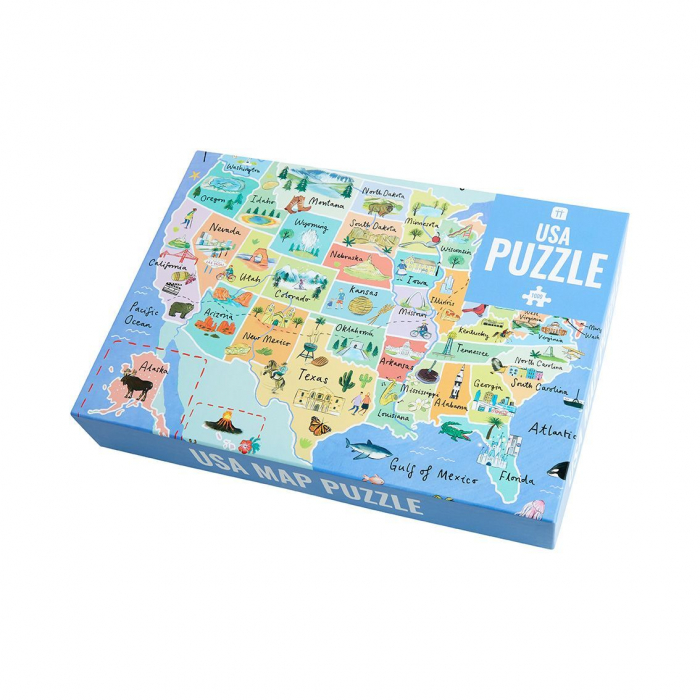 Puzzle USA - 1000 Piese 0