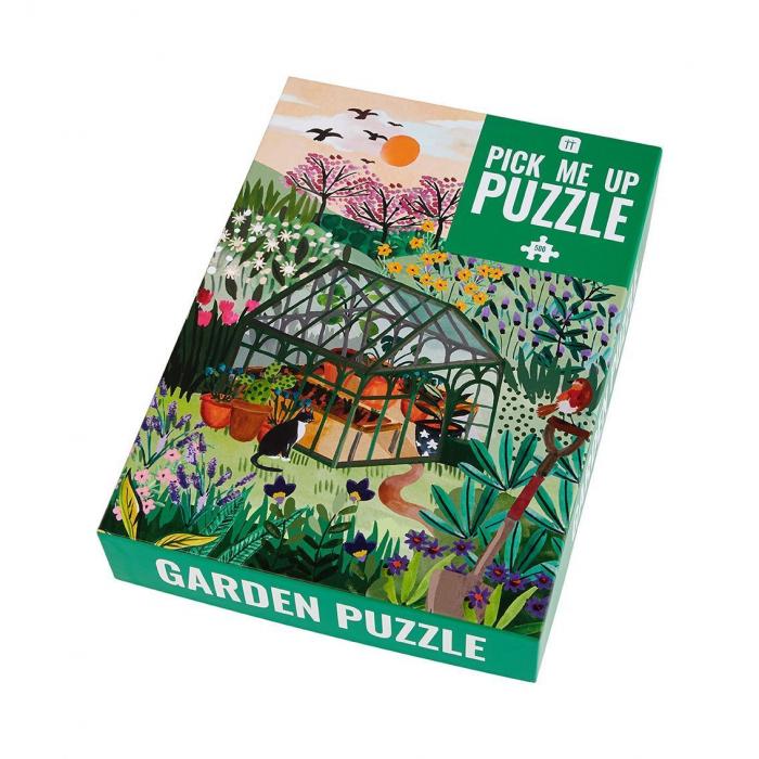 Puzzle Gradinarit - 500 Piese 0