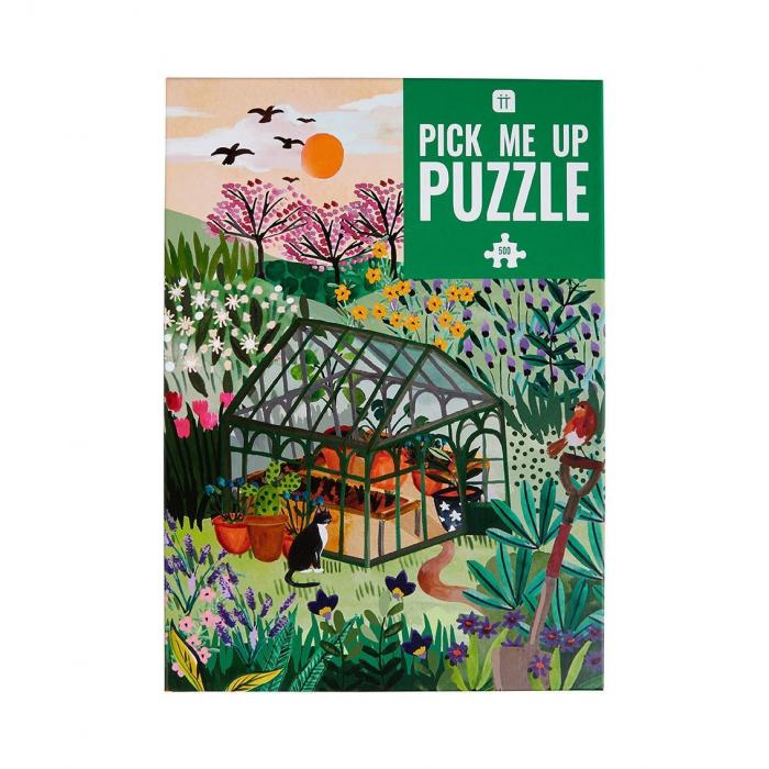 Puzzle Gradinarit - 500 Piese 1
