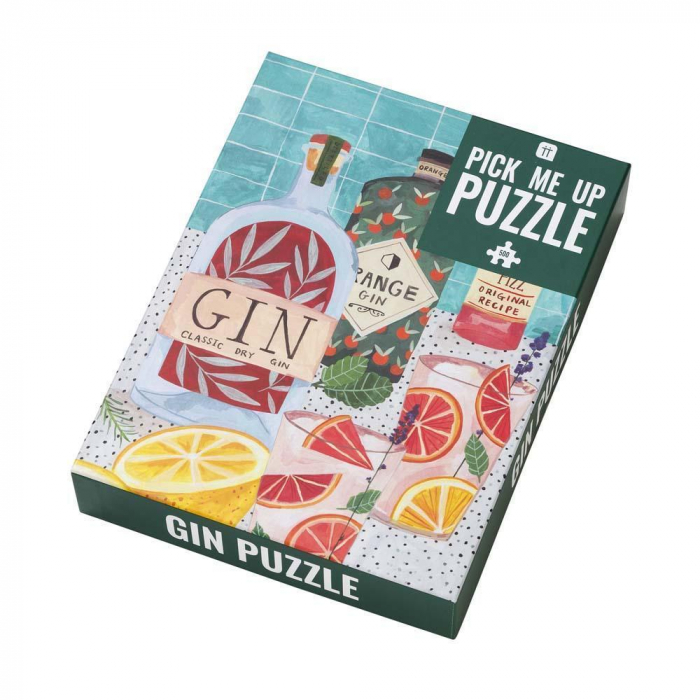 Puzzle Gin - 500 Piese 0