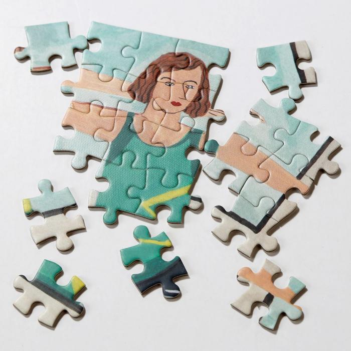 Puzzle Yoga - 500 Piese [2]
