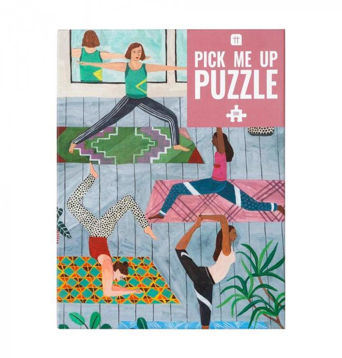 Puzzle Yoga - 500 Piese [1]
