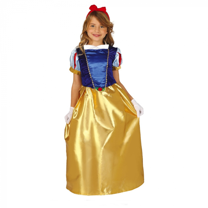 Rochie Alba-Ca-Zapada 5-6 ani [0]