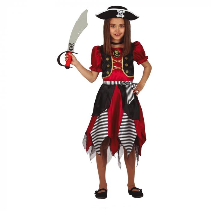 Rochie Fata Pirat 5 - 6 ani [0]