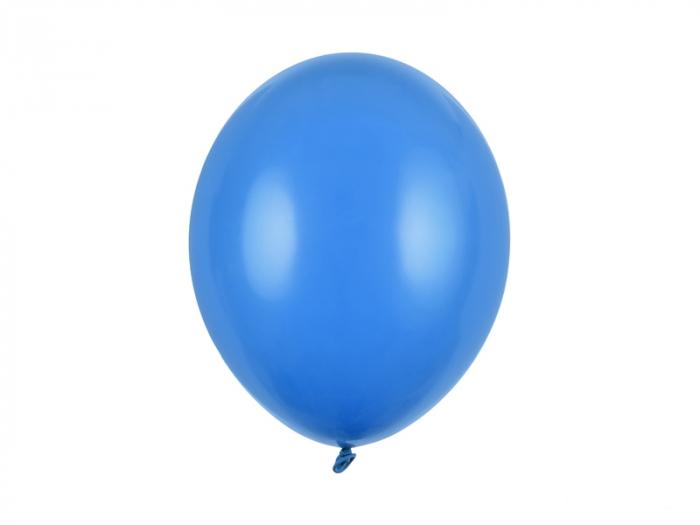 Set 10 Baloane Albastru Pastel - 30 cm [0]