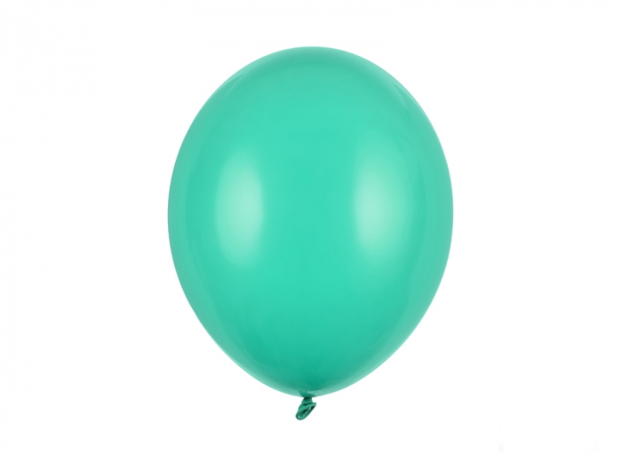 Set 10 Baloane Aquamarine Pastel - 30 cm [0]