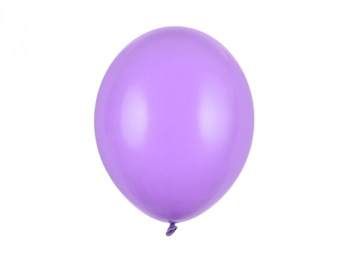 Set 10 Baloane Mov Pastel - 30 cm [0]